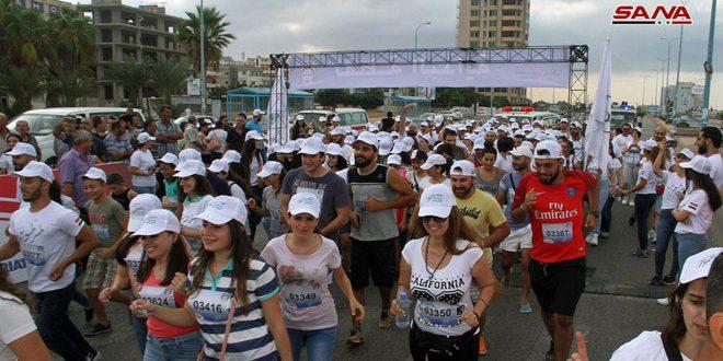"Syria-al-Salam-""Peace""-Marathon"