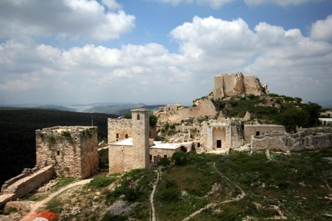 The-Citadel-of-Salah-Ed-Din